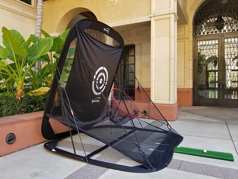 Spornia Golf Net - Best Golf Practice Net