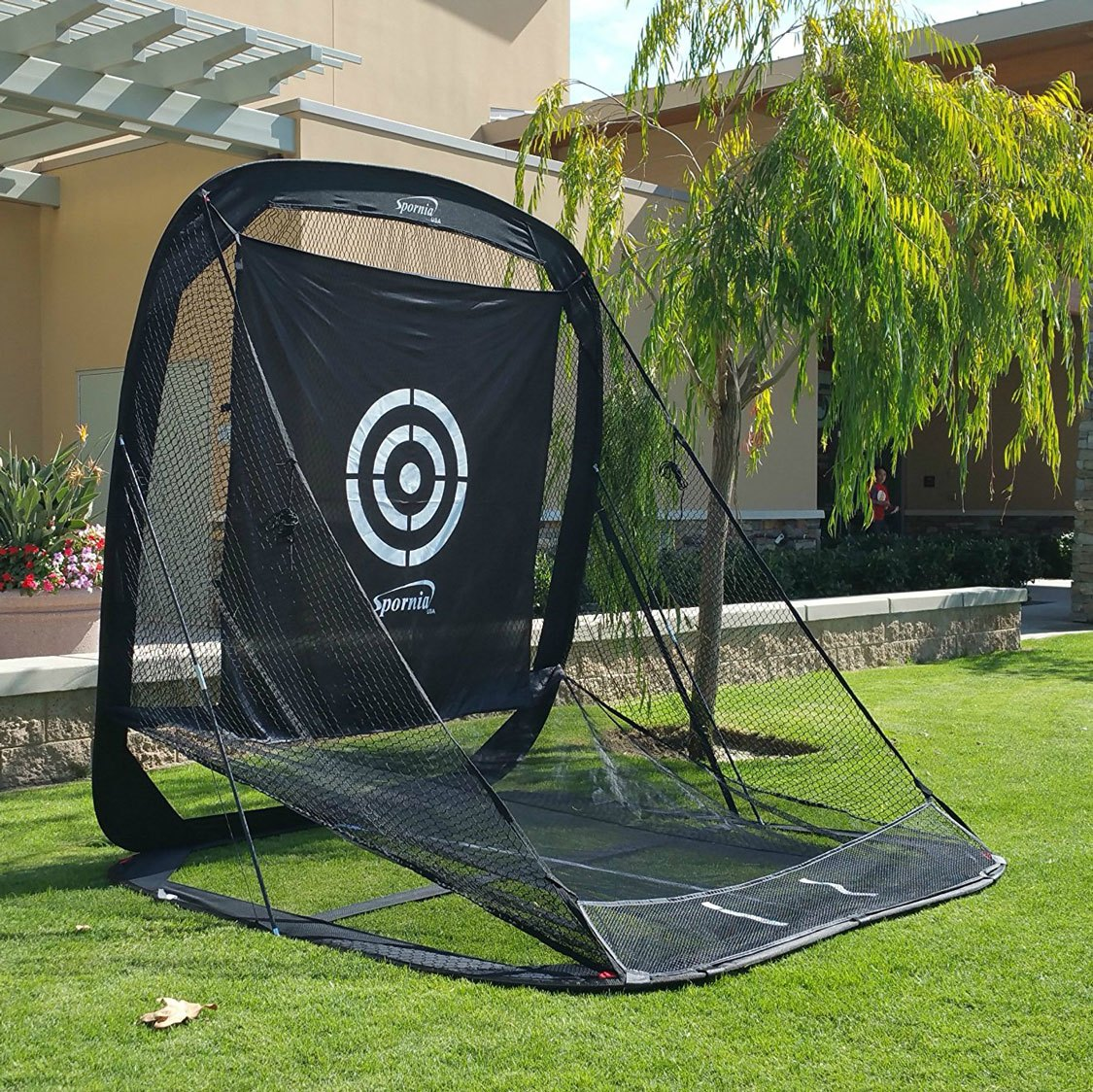 Spornia Pop Up Golf Practice Net Best Online Deal