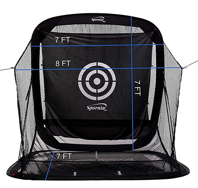 spornia golf net without roof extension spg 7